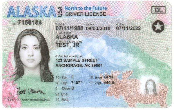Alaska Real ID